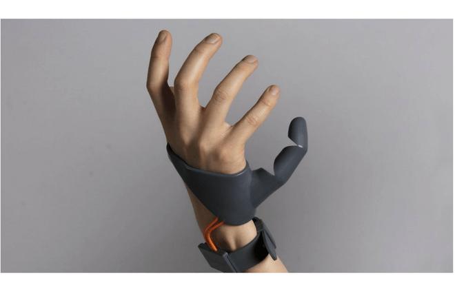 Crean un dedo robot que funciona vía Bluetooth