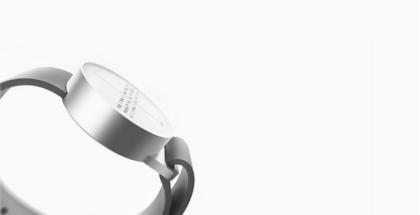 reloj inteligente para ciegos