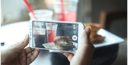 app que muestra los ingredientes de las comidas fue desarrollada por el MIT