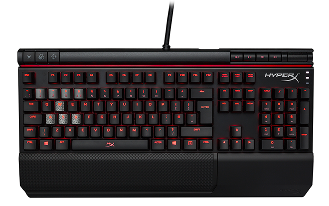HyperX Alloy Elite Mechanical Gaming Keyboard