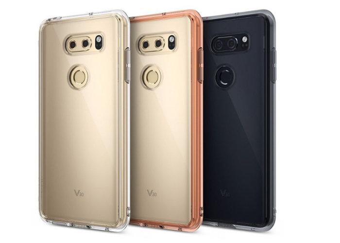 LG V30: cámara, características y todo lo que sabemos hasta ahora