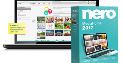 Nero MediaHome Unlimited