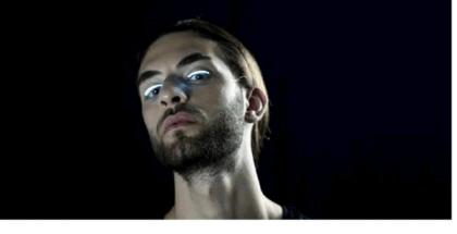 pestañas LED interactivas disponible en varios colores