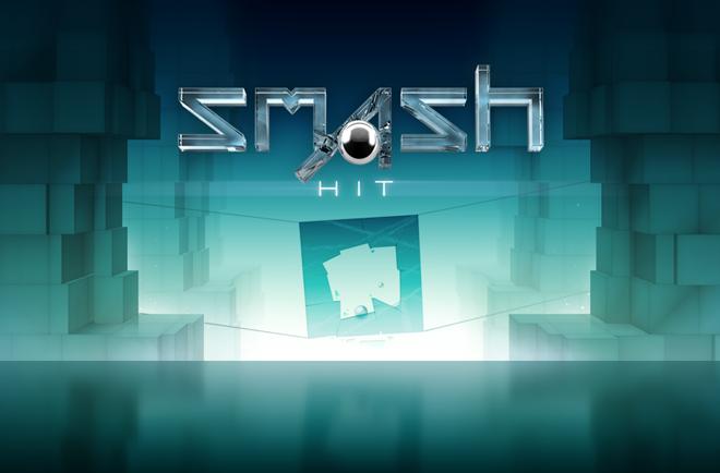 Con Smash Hit deberás aplastar absolutamente todo lo que encuentras en el camino.