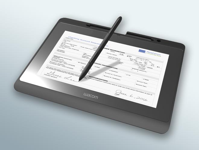 Wacom lanza un monitor interactivo compacto DTH-1152