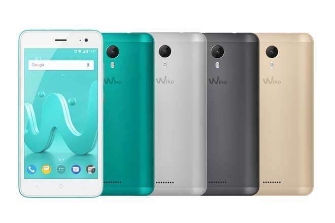 Wiko Jerry 2 y Sunny 2: precio y características de los nuevos móviles Wiko
