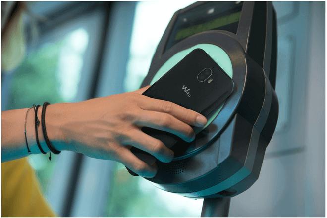 Wiko WIM cuenta con el sistema de conectividad NFC