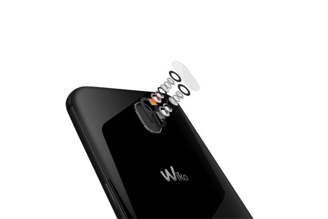 Wiko WIM posee doble cámara