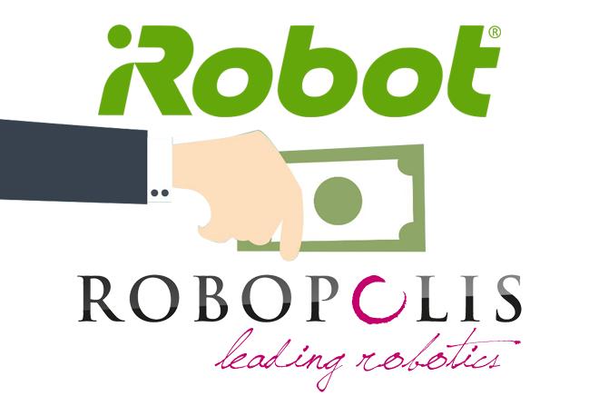 iRobot compra Robopolis