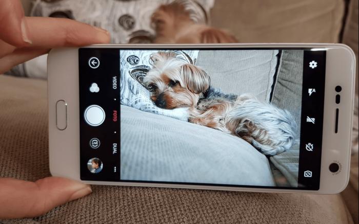 Móviles con mejor cámara para comprar (octubre 2017)