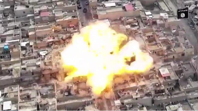 Drones: ¿nueva arma del Estado Islámico?