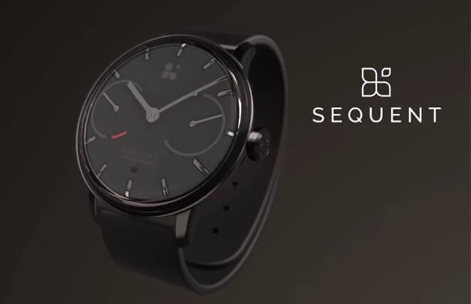 Este reloj inteligente se carga con el movimiento de nuestro cuerpo