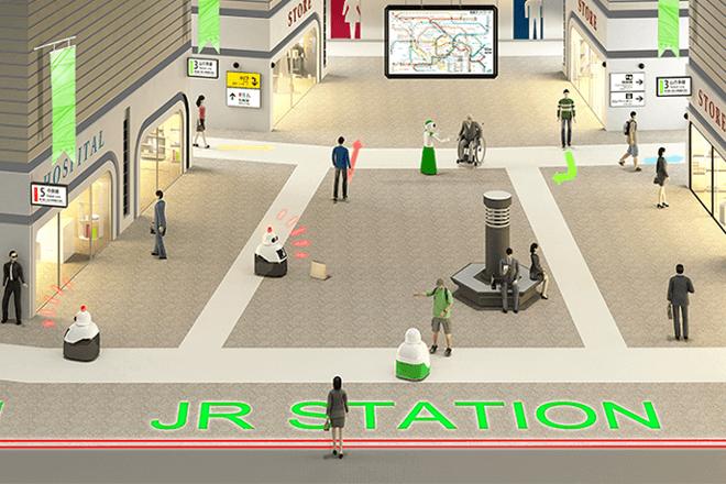 Estación de tren en Japón utilizará robots para guiar a los turistas