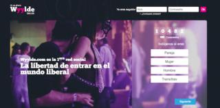 Wyylde, la red social swinger que se anuncia en el Metro de Madrid