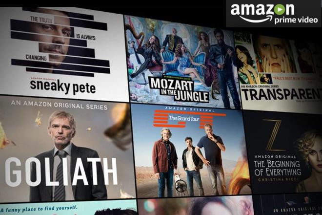 Series de Amazon en AGOSTO 2019 + CUPON PARA CUENTA GRATIS