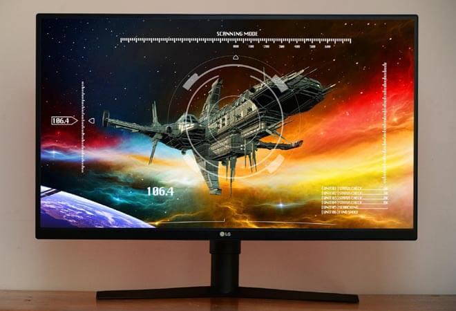 Monitor Gaming LG 32GK850
