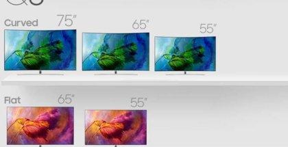 Nuevos televisores QLED TV Q8F