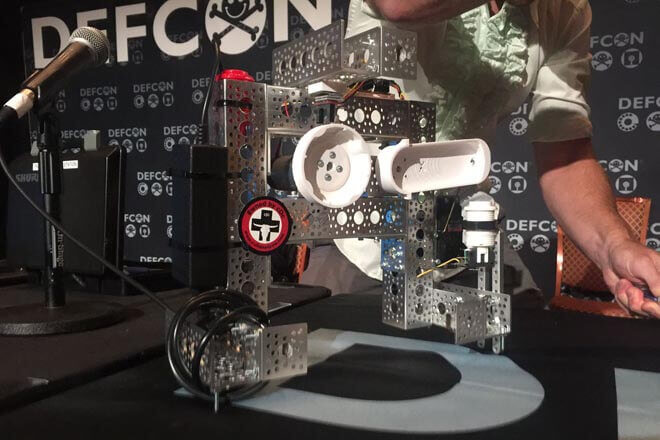 Robot para abrir cajas fuertes
