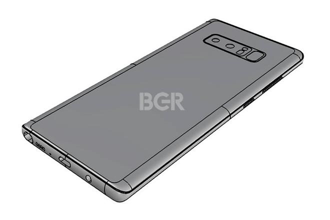 Doble Cámara del Galaxy Note8