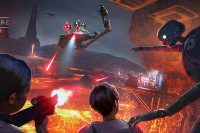 Star Wars llegará en realidad virtual