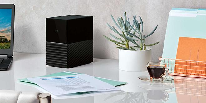 Western Digital presenta su sistema de almacenamiento externo de sobremesa de mayor capacidad