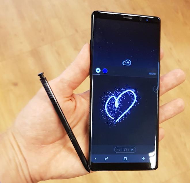 Mejores ofertas para comprar el Galaxy Note8