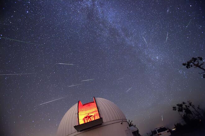 Perseidas 2017: Mirar la lluvia de estrellas nunca había sido tan fácil