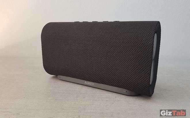 Altavoz Bluetooth 20W de AUKEY: Características y opiniones