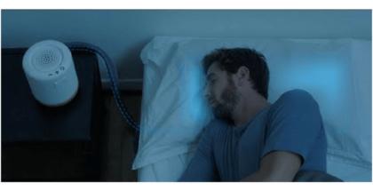 Moona, la almohada inteligente