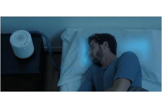 Moona, la almohada inteligente que te ayudará a dormir mejor