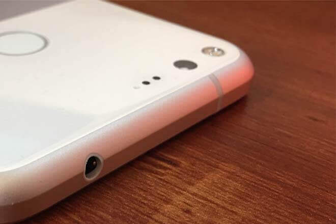 Doble cámara en el Google Pixel 2