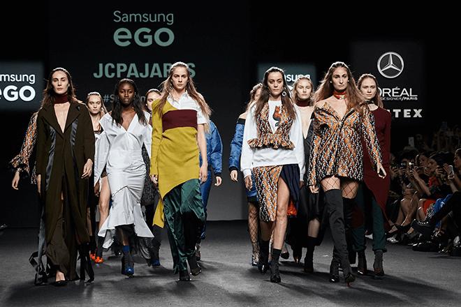Samsung reafirma su compromiso con la moda y los jóvenes diseñadores en la MBFWM 2017