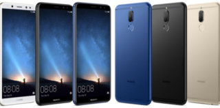 Huawei Mate 10 Lite, el teléfono con cuatro cámaras para dominar la fotografía móvil