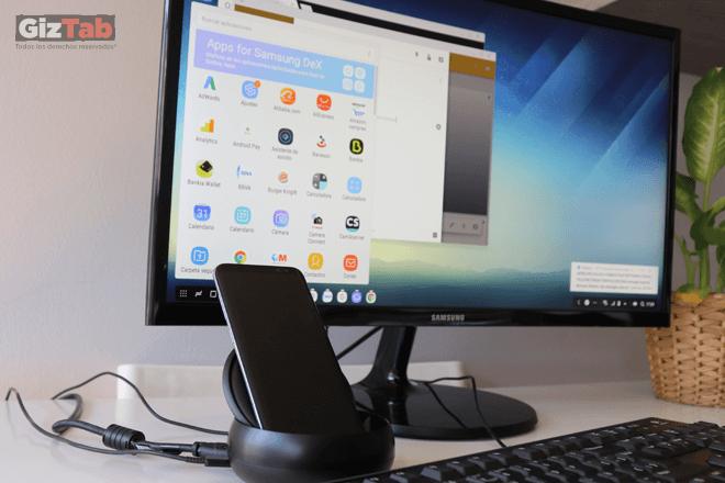 Actualización del Galaxy S9 plus le permite usar el modo DeX sin dock