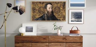The Frame: El TV de Samsung que lleva las obras del Museo del Prado a tu salón