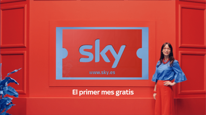 televisión en streaming de Sky