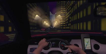 App de realidad virtual de Ford