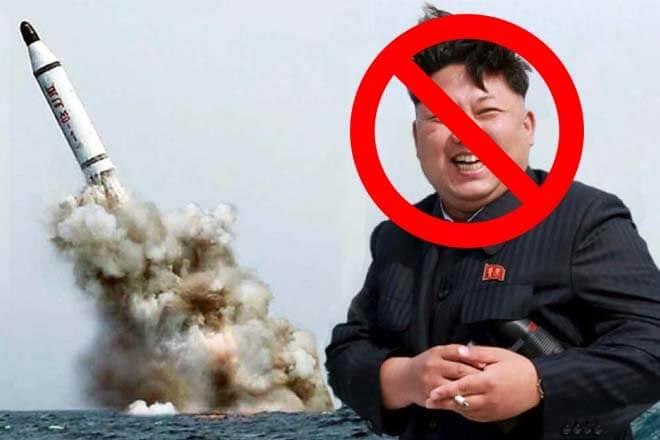 Ataques DDoS de EEUU a Corea del Norte