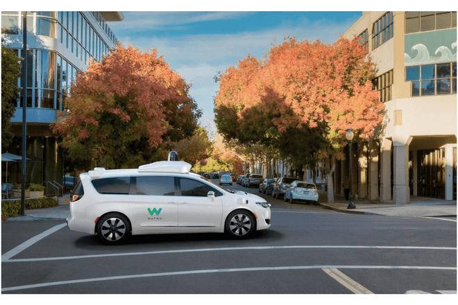 Coches autónomos de Google estarían en las calles como taxis a final de este año