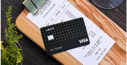 tarjeta de crédito Uber Visa Card