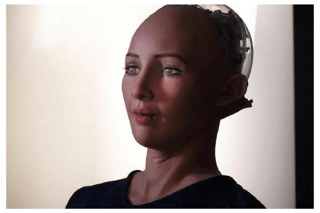 Conoce a Sophia, el primer robot ciudadano del mundo