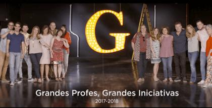 La Fundación ATRESMEDIA, SAMSUNG y la Universidad Internacional de Valencia ponen en marcha la 5ª convocatoria de los Premios 'Grandes Profes, Grandes Iniciativas'