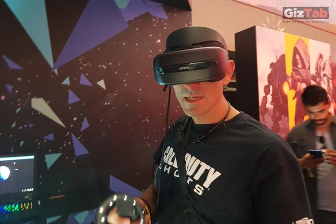 Legion, la apuesta de Lenovo para un mundo gaming que incluye la realidad mixta