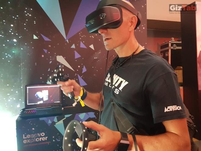 El futuro de las gafas de realidad virtual estaría en la educación y los videojuegos