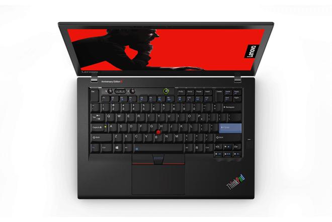 Lenovo celebra el 25 aniversario de ThinkPad con un modelo de edición limitada