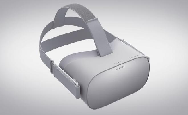 Oculus Go nuevas gafas VR que funcionan sin móvil