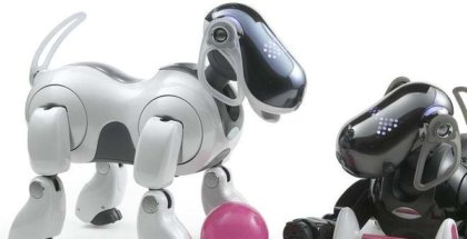 Perro robot de Sony