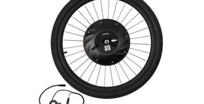 Rueda eléctrica de bicicleta