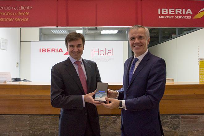 Samsung obsequia a todos los pasajeros de un vuelo de Iberia con su Galaxy Note 8