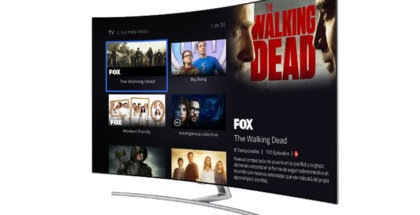 Sky en Samsung Smart TV